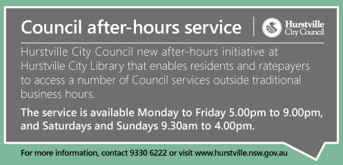 Council after-hours service