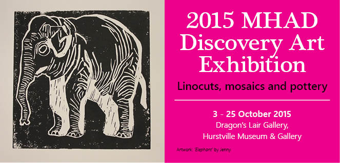 MHAD Discovery Art Exhibition
