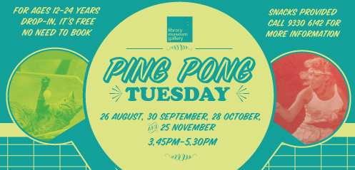 PING PONG TUESDAYS