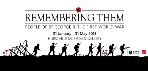 Remembering Them: People of St George & the First
